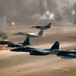 ارتش آمریکا، فرانسه و انگلیس به خاک سوریه حمله کردند