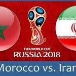 ایران ۱ مراکش ۰ / جزئیات بازی را در اینجا بخوانید