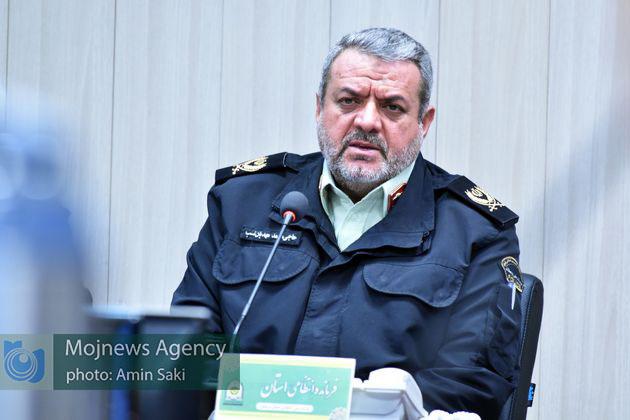شهادت یک مامور انتظامی در شهرستان دلفان + جزئیات