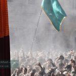 فتو فیلم آئین گل مردم خرم آباد در عاشورا، با صدای محسن چاوشی