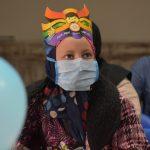 یک دوره کارگاه قصه گویی در بیمارستان شهید مدنی خرمآباد برگزار شد