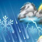فردا آسمان لرستان بارانی و برفی میشود