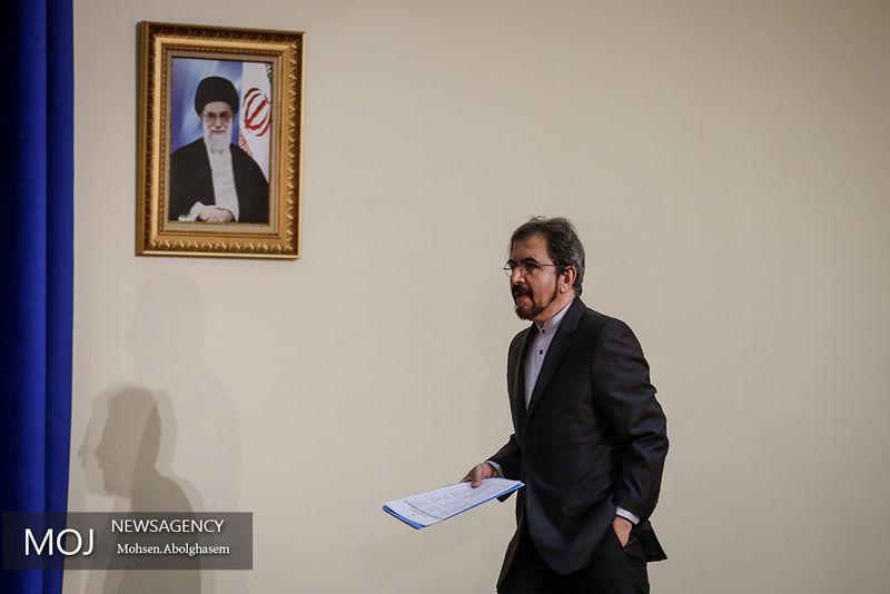 خداحافظی آقای سخنگو با وزارت امور خارجه