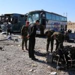 حمله تروریستی به اتوبوس زائران ایرانی + اسامی مجروحان