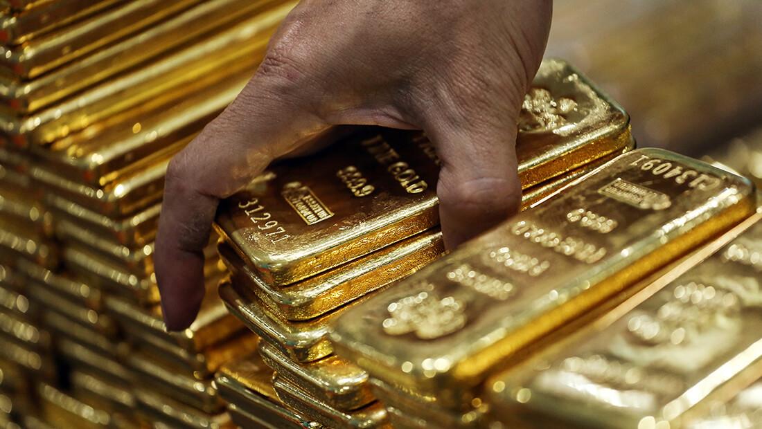 طلا به بالاترین قیمت خود طی ۱۰ ماه گذشته رسید
