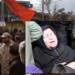 مادر شهید حادثه تروریستی زاهدان به فرزندش پیوست
