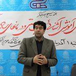 علی مهرزاد صفدری سرپرست معاونت توسعه و مدیریت منابع دانشگاه علوم پزشکی لرستان شد