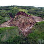 بیش از ۸۰ هکتار جنگل در لرستان از زمین لغزش آسیب دیده است