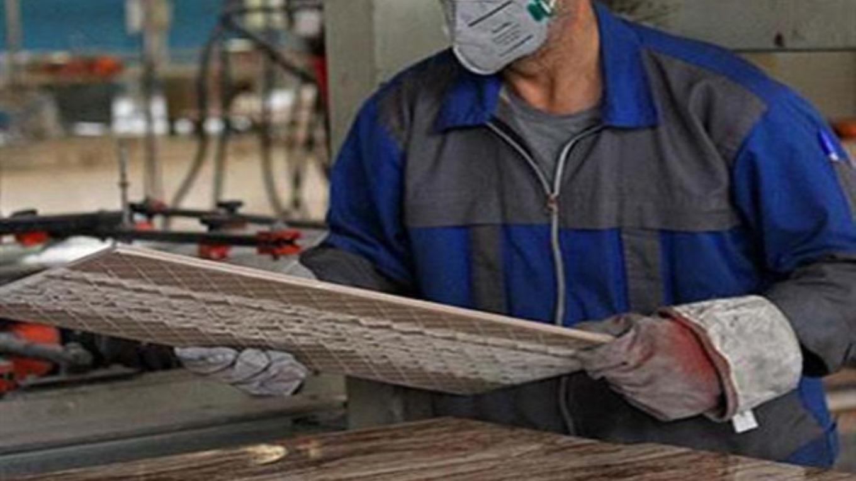 کارخانه کاشی جم بروجرد وارد چرخه تولید می شود