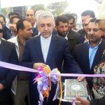 وزیر نیرو تصفیهخانه فاضلاب روستای بدرآباد خرم آباد را افتتاح کرد