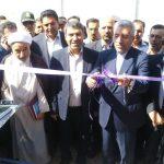 پروژه آبرسانی به شهر کوهدشت با حضور وزیر نیرو افتتاح شد