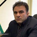 پیکر طوفان اسدی در آرامستان خضر خرم آباد به خاک سپرده شد