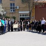 خوشه فرش دستباف لرستان به آذربایجان شرقی رفت