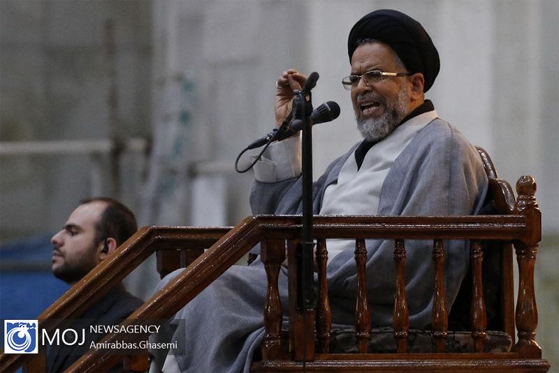 نمی شود با خلاف شرع جمهوری اسلامی را حفظ کرد
