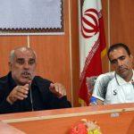 تیم خیبر خرم آباد در فصل جاری مدعی صعود است