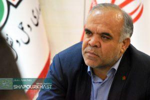 عباس شرفی مدیرکل راهداری و حمل و نقل جادهای لرستان به کرونا مبتلا شد