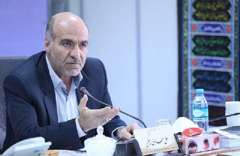 علی هادی چگنی معاون ثبت اسناد و املاک کشور شد
