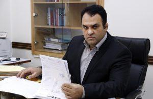 بیژن قاسم زاده بازپرس دادسرای فرهنگ و رسانه بازداشت شد