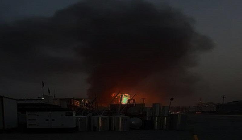 اصابت خمپاره به شهرک صدر بغداد ۲۰ کشته و زخمی بر جای گذاشت