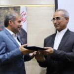 علی کاملی به عنوان مدیر فرودگاه خرم آباد معرفی شد