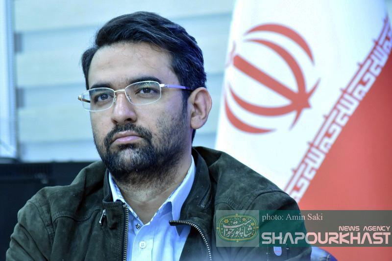 خزانهداری آمریکا «آذری جهرمی» وزیر ارتباطات ایران را تحریم کرد