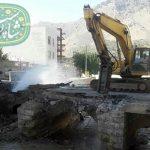 راهی جز تخریب پل بهداری خرم آباد وجود ندارد