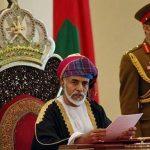 درگذشت سلطان قابوس/ پادشاه عمان در ۷۹ سالگی درگذشت