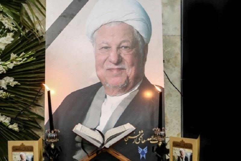 مراسم سومین سالگرد ارتحال آیت الله هاشمی رفسنجانی به تعویق افتاد