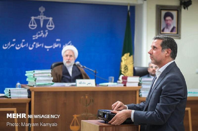 بازداشت علی دیواندری/ مدیرعامل اسبق بانک ملت هم بازداشت شد