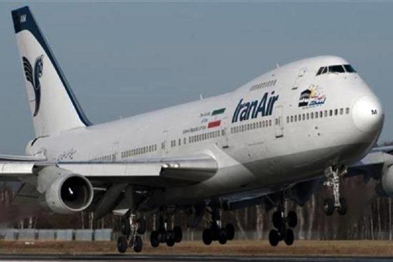 پروازهای هواپیمایی هما به گوتنبرگ و استکهلم لغو شد
