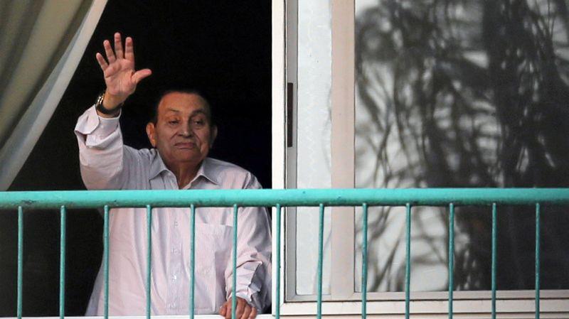 محمد حسنی سید مبارک ملقب به حسنی مبارک درگذشت