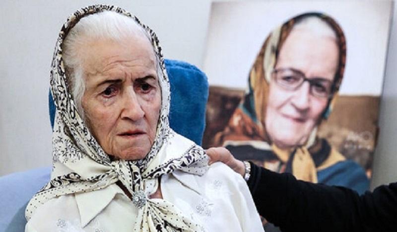 ملکه رنجبر بازیگر سینمای ایران در ۸۱ سالگی درگذشت