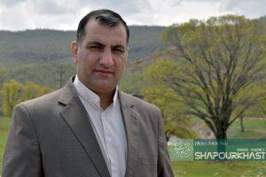 علی اصغر صفریراد معاون سیاسی امنیتی فرمانداری الیگودرز شد