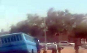 حمله مسلحانه به خودروی حامل زندانیان در میناب هرمزگان