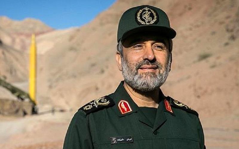 شهادت سردار حاجی زاده فرمانده هوافضا سپاه در سوریه تکذیب شد