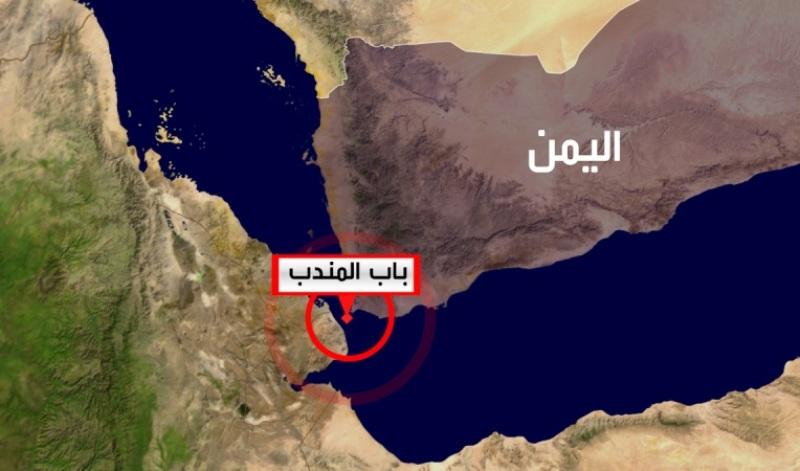 نفتکش انگلیسی Stlot Apal در باب المندب، هدف راکت قرار گرفت
