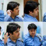فیلم آخرین دفاعیات روح الله زم مدیر شبکه آمدنیوز