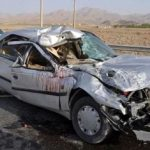 تصادف خونین در محور پلدختر به اندیمشک/ ۲ نفر کشته و ۴ تن زخمی شدند