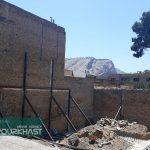 خانه تاریخی شعبانزاده خرمآباد، صددرصد تخریب شد + فیلم