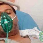 علی کریمی مدیرکل ورزش و جوانان لرستان در بیمارستان بستری شد